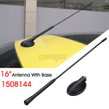 Antenna FM Aerial Rod & Base Roof For Ford Focus Fiesta Mondeo Transit MK6 MK7