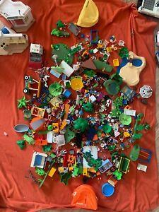 Playmobil Konvolut Camping Urlaub Sommer, sehr gut erhalten, ca. 7-8 kg