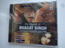 THE LEGEND OF BHAGAT SINGH ~ Bollywood soundtrack Hindi CD ~ a r rahman ~ 2002