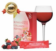 Bunny White Collagen 50000 mg Extracted from salmon roe with natural extracts