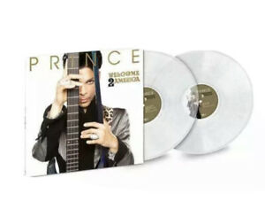 Prince - Welcome 2 America-Vinyl Limited Clear Edition OVP-AUSVERKAUFT-PREORDER