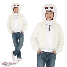 CHILD ABOMINABLE MONSTER HALLOWEEN FANCY DRESS