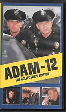 Columbia House Adam-12, LOG #1,  Plus 3 Episodes, USED VHS 23291