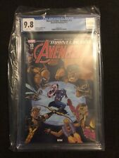MARVEL ACTION AVENGERS # 10 CGC 9.8 FIRST PRINT 1ST Appearance YELLOW HULK Comic