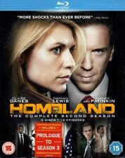 Homeland : Complete Series 2 (3 Blu-ray Set / Claire Danes 2013)