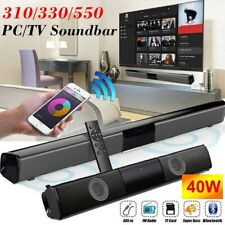 Sound Bar TV Soundbar Wireless Bluetooth Home Theater TV Phone Speaker subwoofer