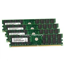 New 16GB 4X4GB DDR2 667MHZ PC2-5300 240PIN DIMM Desktop memory AMD Motherboard