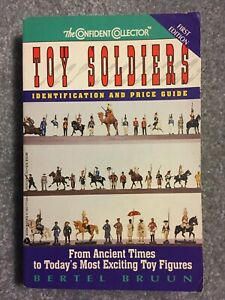 Toy Soldiers Identification and Price Guide Bertel Bruun First Edition Collector
