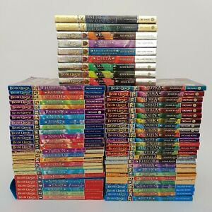 59 x Beast Quest Books Collection by Adam Blade Fantasy Adventure Novels
