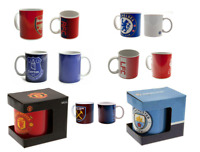 Official Football Mug Arsenal Man UTD Man City Liverpool Everton Chelsea & More
