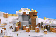 Eduard Models 1/200 HMS Hood Detail Set Part.6: Superstructure for Trumpeter