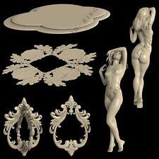 3D STL Models # THE TABLE 7 # for CNC Aspire Artcam 3D Printer 3D MAX Rhino