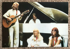 ABBA - 1979 Full page UK magazine annual poster