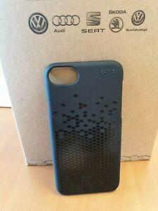ORIGINAL vw coque smartphone gti iphone 7 iphone 8 design carbone neuf