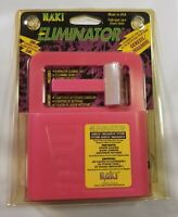 Sega Genesis System Game 16Bit Naki Eliminator Cleaning Kit New! cleaner video