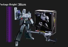 New Transformers Megatron MP-36 Masterpiece Destron Leader Figure Gift Action