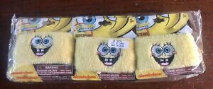 Nickelodeon Spongebob Squarepants Wristband Hairband H.E.R X6 Filler Accessory