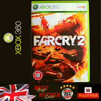 Xbox 360 Far Cry 2 Farcry 2 Game Fast and Free Delivery