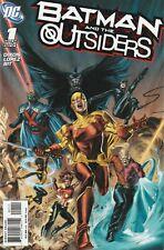 BATMAN AND THE OUTSIDERS #1 2 3 4 6 8 & 9 / BATGIRL / LOOKER / CHUCK DIXON 2007
