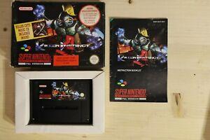 Killer Instinct UKV OVP/CIB boxed Super Nintendo SNES