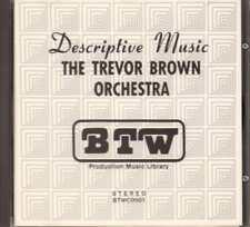 The Trevor Brown Orchestra(CD Album)Descriptive Music-New