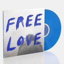 Sylvan Esso - Free Love LP Sky Blue Vinyl Record