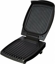George Foreman 18471 Four Portion Family Grill - Black