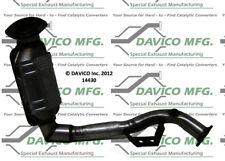 Catalytic Converter-Exact-Fit Front Davico Exc CA fits 98-03 Ford Escort 2.0L-L4
