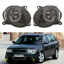 2X Front Bumper Fog Lamp For AUDI A6 S6 QUATTRO C5 2002-2004 Driving Light L+R