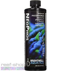 Brightwell Aquatics NeoPhos 500mL Balanced Phosphorus for Low Nutrient Reef Tank