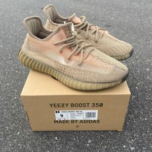 Sneakers Adidas Yeezy Boost 350 V2 Sand Taupe FZ5240 [DIFFERENT SIZES] Authentic