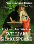 HUGE Hardcover; Complete Works of William Shakespeare; Illustrated; Boutcher