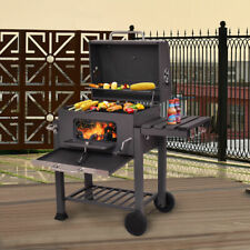 NEW Charcoal Grill Barbecue BBQ Outdoor Patio Backyard Cooking  Portable Wheels
