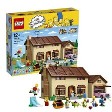 LEGO The Simpsons 71006 Das Simpsons Haus House Bart Lisa Marge Homer Maggie