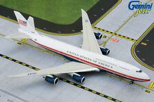 GEMINI JETS (GJAFO1913) AIR FORCE ONE 747-8I 1:400 SCALE DIECAST METAL MODEL
