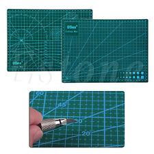 A4 PVC Self Healing Cutting Mat Craft Quilting Grid Lines Printed Board 30x22CM