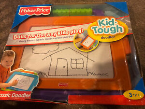2009 Fisher Price Kid Tough Classic Doodler (Brand New and Sealed)
