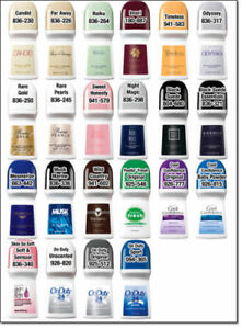 AVON  ROL-ON DEODORANTS,  *12* PC LOTS DESODORANTES DE AVON DE BOLITA FREE SHIP