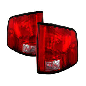 Chevy/GMC/Isuzu 94-04 S10/Sonoma/Hombre Replacement Rear Tail Brake Lights Pair