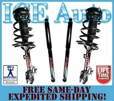 FCS Complete FRONT Loaded Struts & REAR Shocks L&R fits 2003 - 2006 Acura MDX