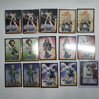 Lot of 18 SHAMAN KING Trading Card Game Promo Cards Japanese Anime Manga rare