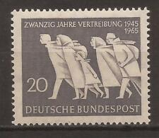 1955 Ethnic Cleansing MNH/**, Michel 215