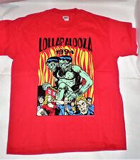 LOLLAPALOOZA -1994 Festival Shirt Vintage Mens XL Smashing Pumpkins Beastie Boys