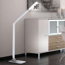 LED 10W Nuit Lampe de Table Lampadaire Aluminium Spot mobile bureau Loop Stand