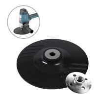 Rubber Backing Pad 180mm for Angle grinders & Polishers M14 Thread Sanding Discs