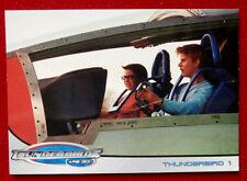THUNDERBIRDS - PROMO Card - CZP2 - Cards Inc 2004
