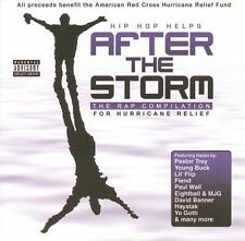 Hip Hop Helps After The Storm cd NEW! Hurricane Katrina jim-e-mac 8ball +++