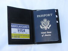 PASSPORT COVER  GENUINE LEATHER WALLET TRAVELLING WALLET