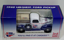 1940 Ford Truck Bank, With Carquest Logos, Made By Liberty, Apo And Fpo Welcome