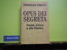 ART 8.204 LIBRO POUS DEI SEGRETA DI FERRUCCIO PINOTTI 2008